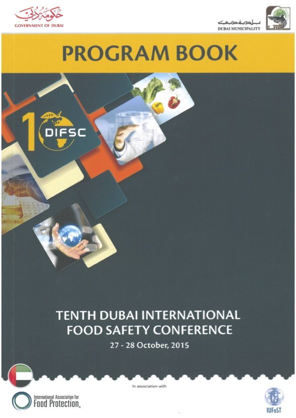 Tenth Dubai International Food Safety Conference