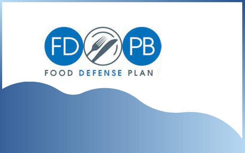 workshop food defence plan