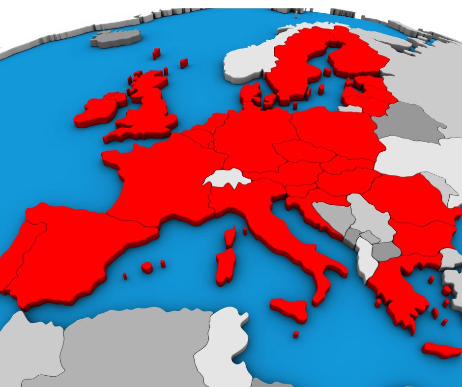 EXPORT IN EUROPA